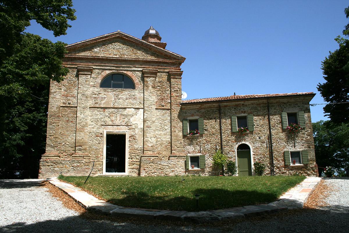Santa Lucia chiesa e canonica