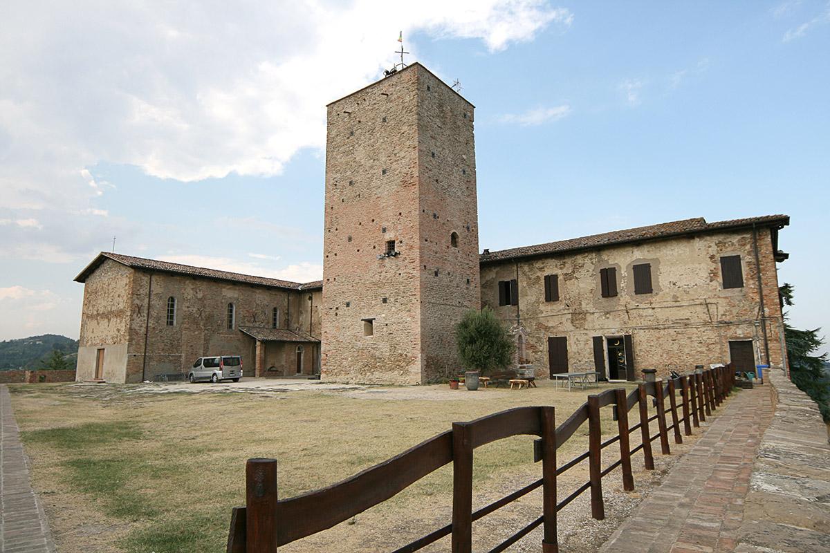 Castello di Sorrivoli, restauro della torre