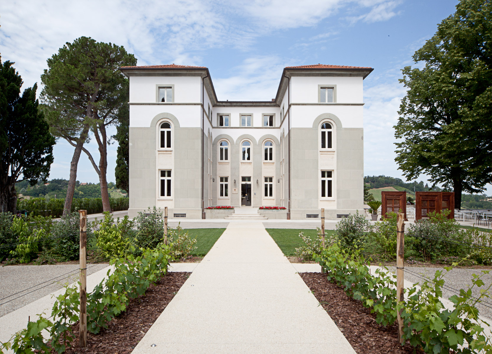 Villa Monty Banks